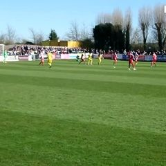 Luke Shaw goal against Stourbridge