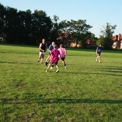 Touch Training 11th June 2018