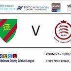 Ealing CC - 1st XI vs North Middlesex CC - 1st XI
