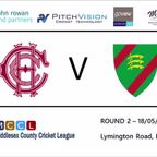 Ealing CC - 1st XI vs Hampstead CC - 1st XI