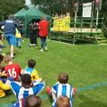 U7's Collecting trophies