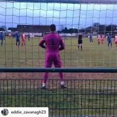 Eddie Cavanagh Penalty Save