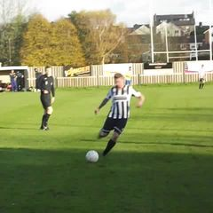 Sam thumps home number 2