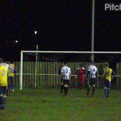 Abingdon Utd penalty