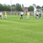 Foxy opens the scoring against Winchcombe