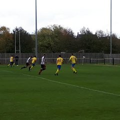 Abingson keeper great save