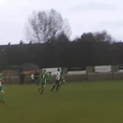 Pete makes it 3-1 against Holmer Green