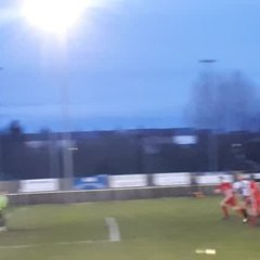 Tom Baldwin's outrageous lobbed finish