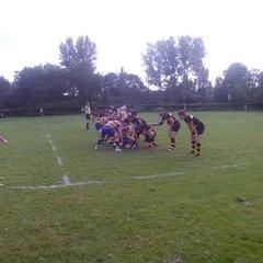 Eastleigh 2 v G&F 2