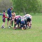 U13 try against Moortown 23 Apr 17