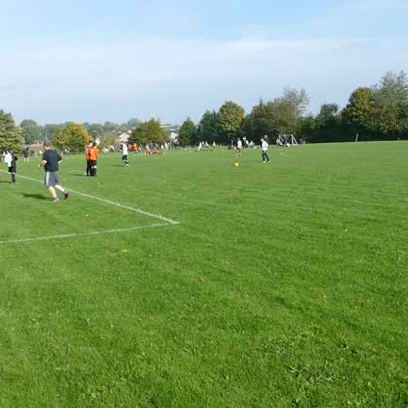 Great goal from Cian - U14 v Gommersal
