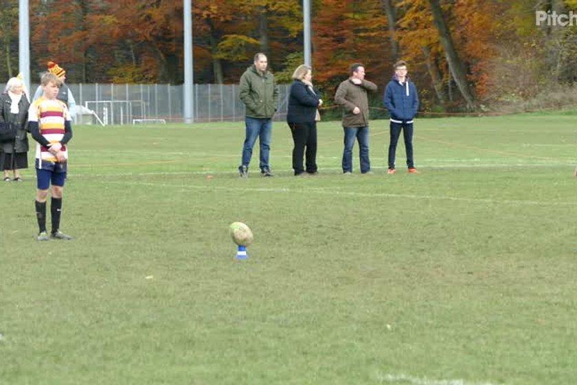 U14 v Huddersfield - 19-11-17 Great Conversion
