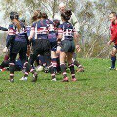 U13 Girls v Brodleians & Doncaster - Try