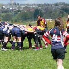 U13 Girls v Old Brods & Doncaster 29-4-18
