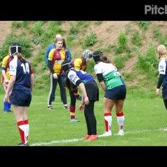 U13 Girls - Quick try
