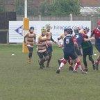 U13 Hull Ionians - Jenson try