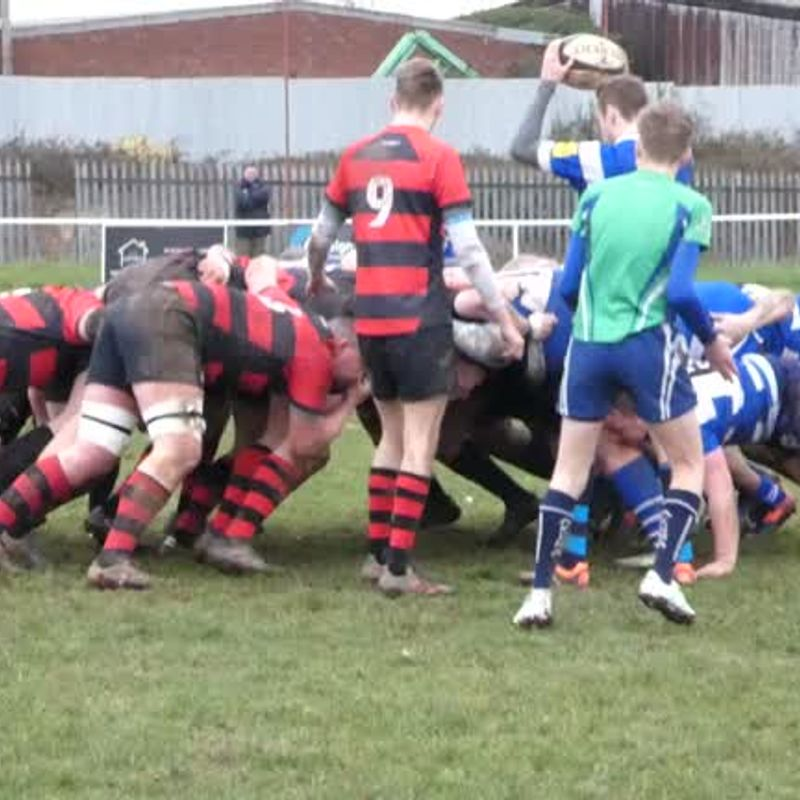 Pershore 1st vs Coventrians Away 2