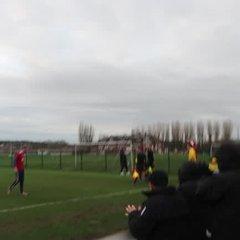 Stourbridge FC v Banbury United 12/01/19