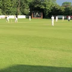 Kirby  Scores Century in Cheadle Win