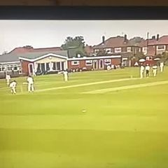 Campbell Blinder Caught on CCTV