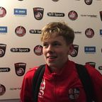 Joe Wotton Post-Match Interview