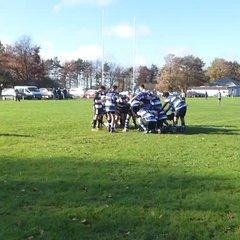 Bath RFC vs Walcott 11th November 2018