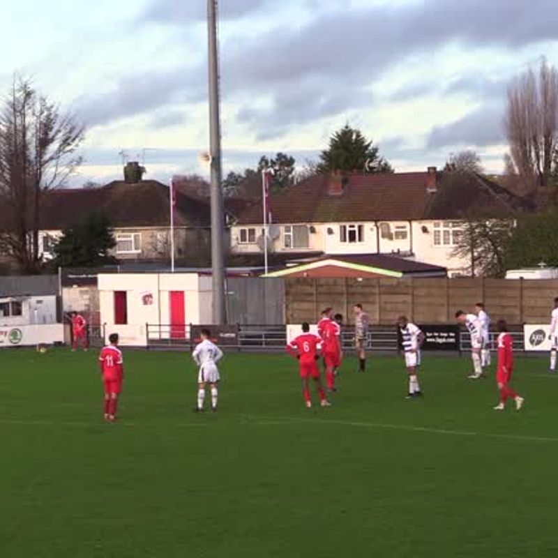 Highlights: Harrow Borough 5 Farnborough 0