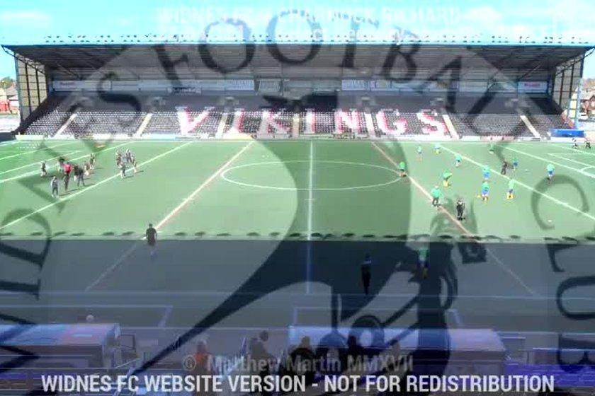 REPORT: Widnes 2-1 Charnock Richard