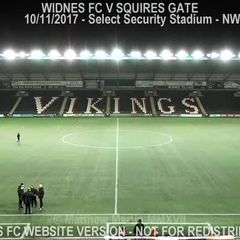 Widnes FC Vs Squires Gate (10.11.17)