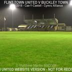 Flint Town United Vs Buckley Town (23.11.18)