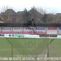Ashton Town U18 Vs Atherton Town U18 (19.02.17)