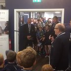 Mini & Youth clubhouse opening