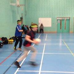 KRFC U13s Indoor Tresham Training