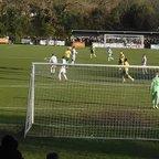 v Hastings 3-0 Sam Hasler scores the second