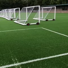 Equipment for games and pitch hire.