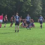 Historic try for Harrow 2nd XV v Quintin RFC Sept 10th 2017