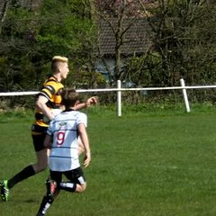 Leigh Dragons v Preston Grasshoppers 9 April