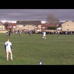 Batley Boys V Royal Air Force Challenge Cup Round 2 Highlights