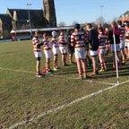 U14's Fylde V Southport Lancashire Cup Quaters