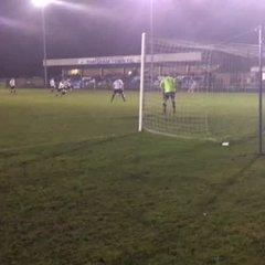 Cooper-Clark 2-0 v Morton Rangers 13/12/16