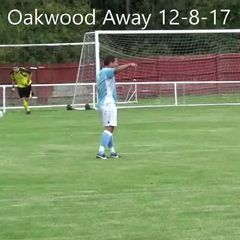 Oakwood Away 12-8-17