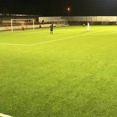 Charlie Walker penalty save