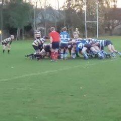 J.Hodson try vs Upminster 25/11/17