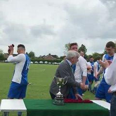 Ben Turner Cup - Champions