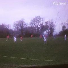 Team goal from kick off v Blackheath