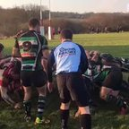 1st XV Scrum power