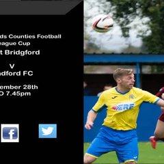 West Bridgford v Radford