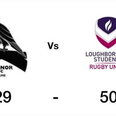 Chinnor vs Loughborough Students