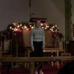 Abi Flatt - Rocking around the Christmas tree