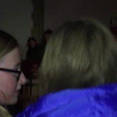 Chloe & Laura - Twas the night before Christmas